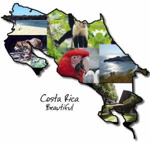 Resultado de imagen para Costa Rica puente biológico y natural
