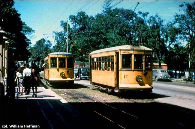 Un 12 de octubre del año1905 se inaguro el tranvía para Guadalupe, foto del recuerdo