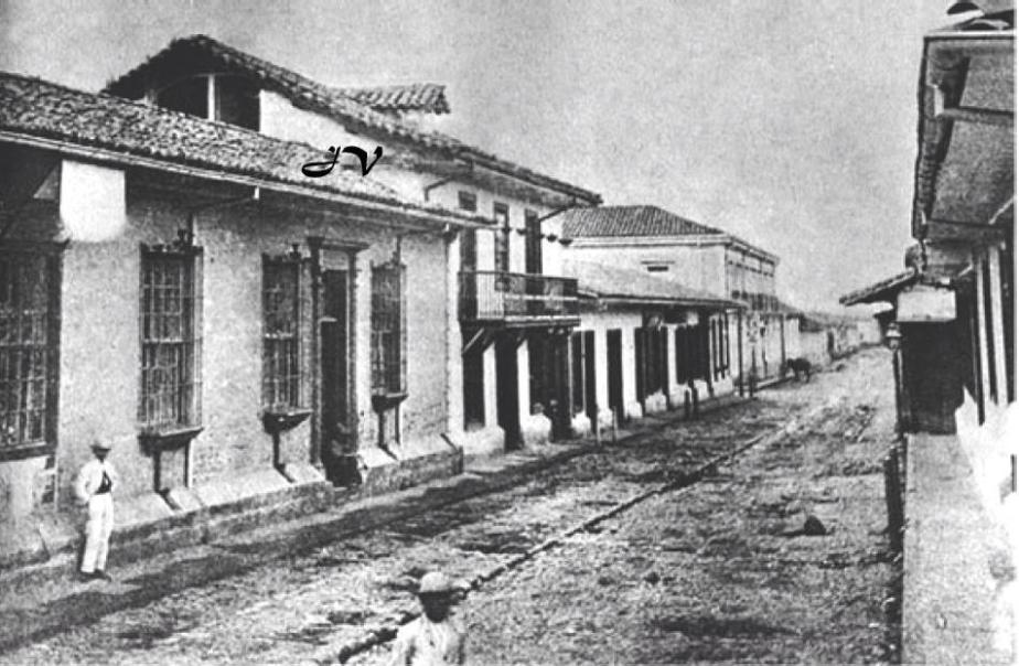 Ave. Central, Calle2, 1871