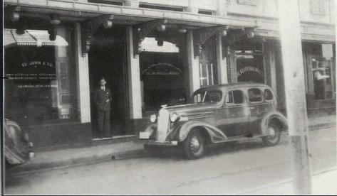 Contiguo a Chelles, 1936