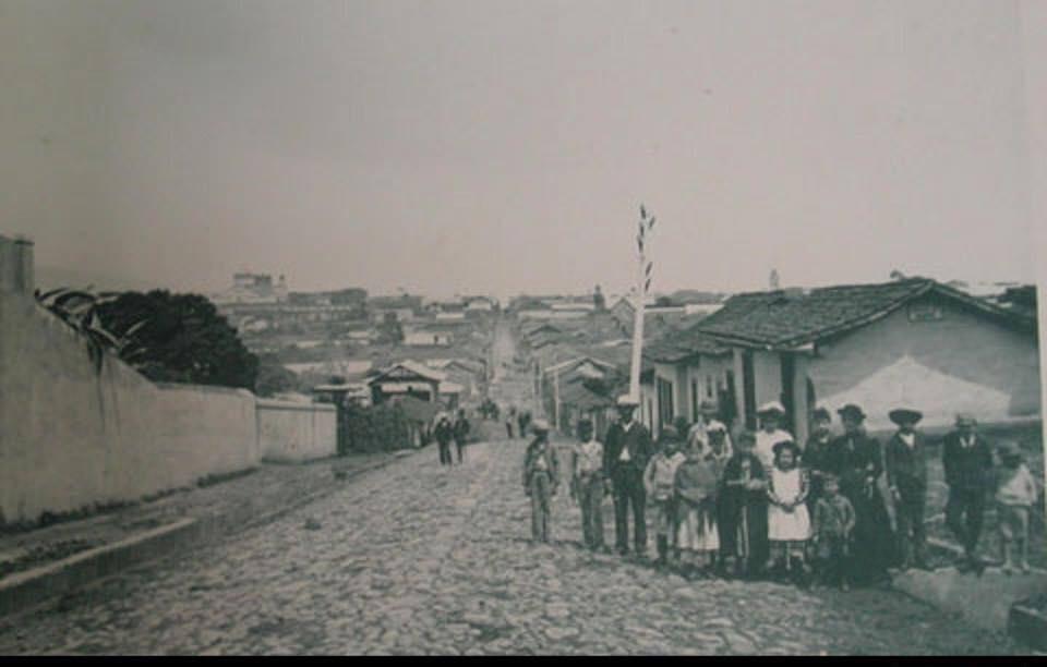 Cuesta de Moras, SJ. 1883