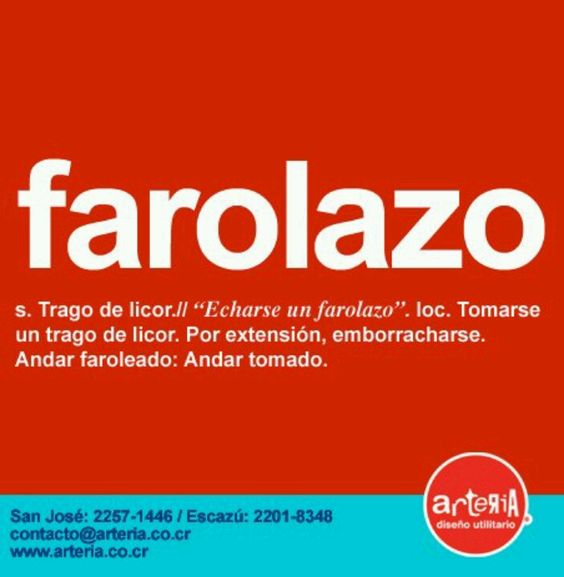 farolazo
