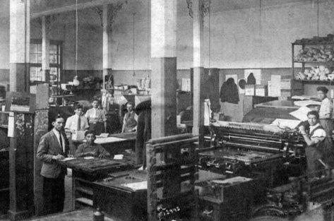 Lehmann, imprenta