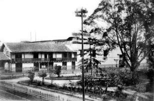 Parque Central de San Jose esquina NorOeste 1900