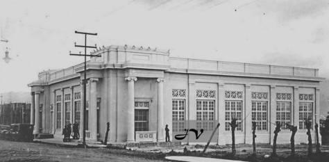 Universidad de C.R., barrio gonzalez lahmann, 1940