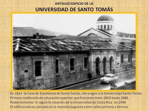 Universidad de Santo Tomas
