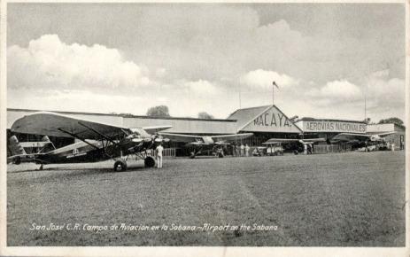 Aeropuerto La Sabana