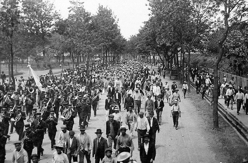 Avenida los Damas 1921 (Guerra C.R.-Panamá)