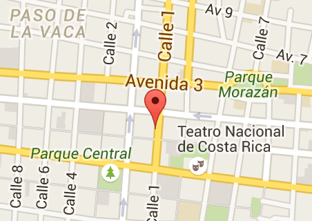 Edificio Steinvorth mapa