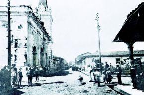 Iglesia del Carmen 1892