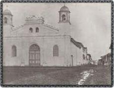 Iglesia Antigua de la Merced