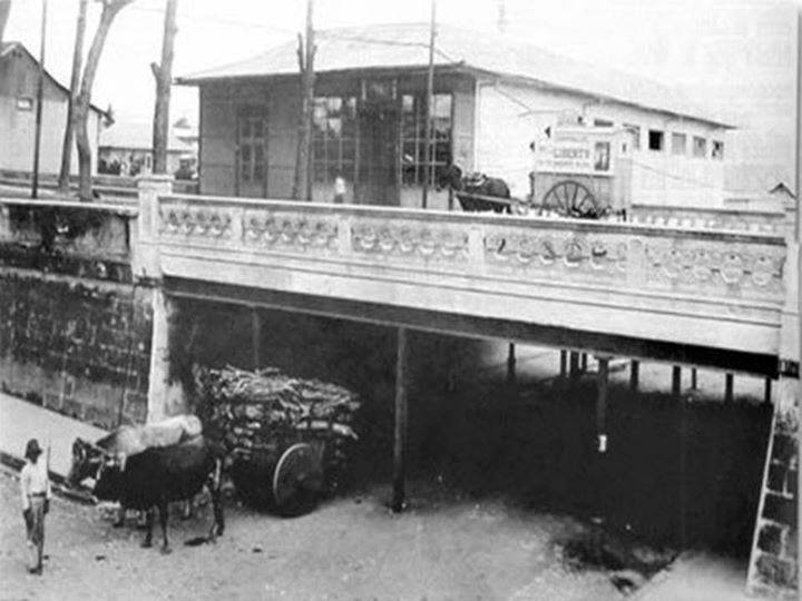 Paseo de las Damas 1910