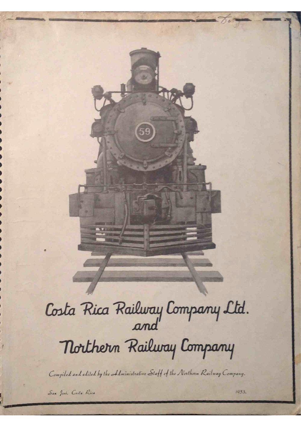 Resultado de imagen para Costa Rica Railway company