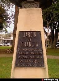 Monumento al pueblo francés