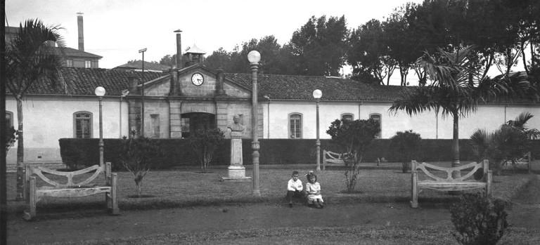 Parque de la Concordia Parque España