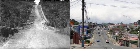 carretera-entre-guadalupe-y-moravia-c-r-ayer-y-hoy