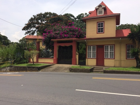 Casa de Alfredo STanfort1