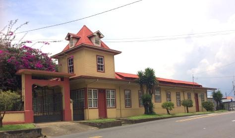 Casa de Alfredo Stanfort