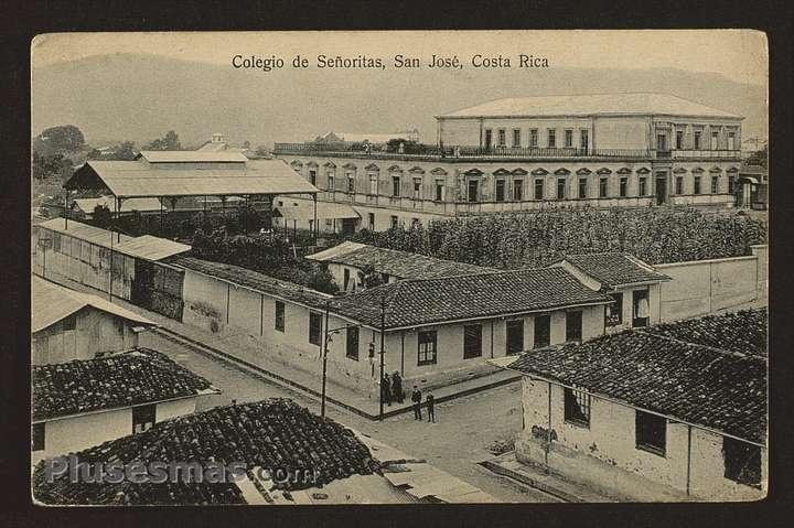 Colegio de Señoritas, San José