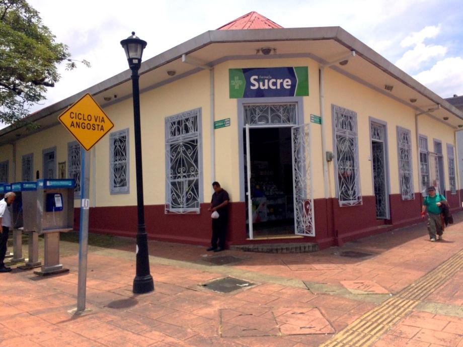 Fachada Suroeste de la Iglesia La Soledad
