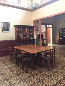 Salón lucernario