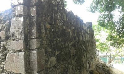 Muros de la Antigua Aduana, la Garita, Alajuela
