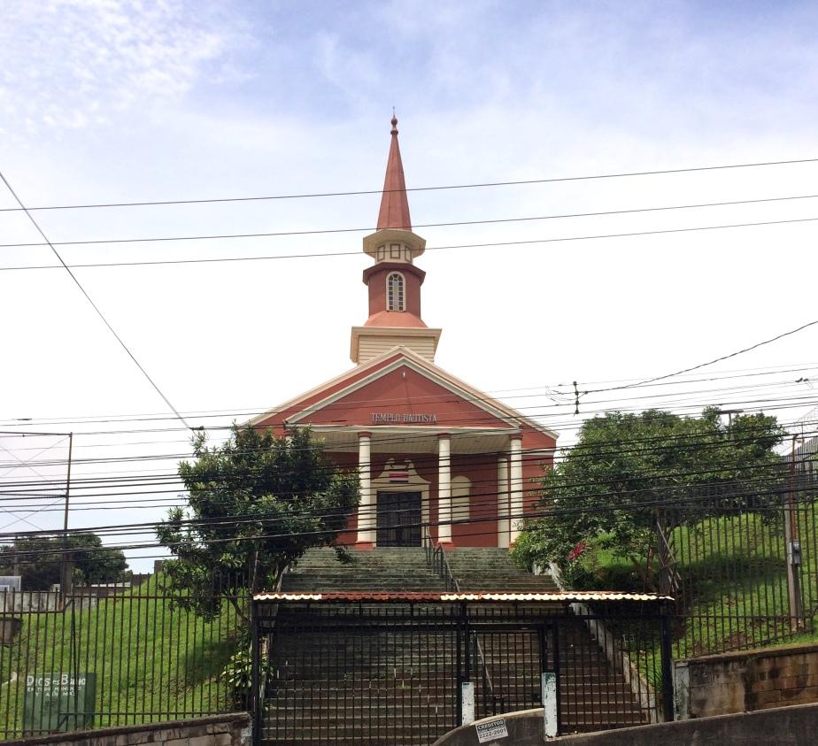 Templo Bautista, Tibás (2)