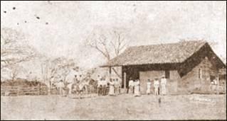 Centro del Barrio de Corralillo, Nicoya