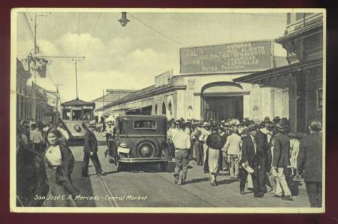 Mercado Central 1950