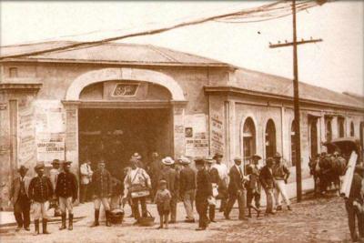 Mercado central foto4
