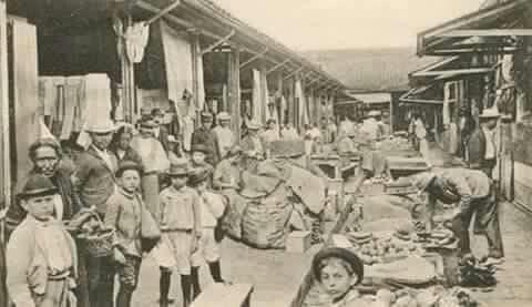 Mercado central sj 1907