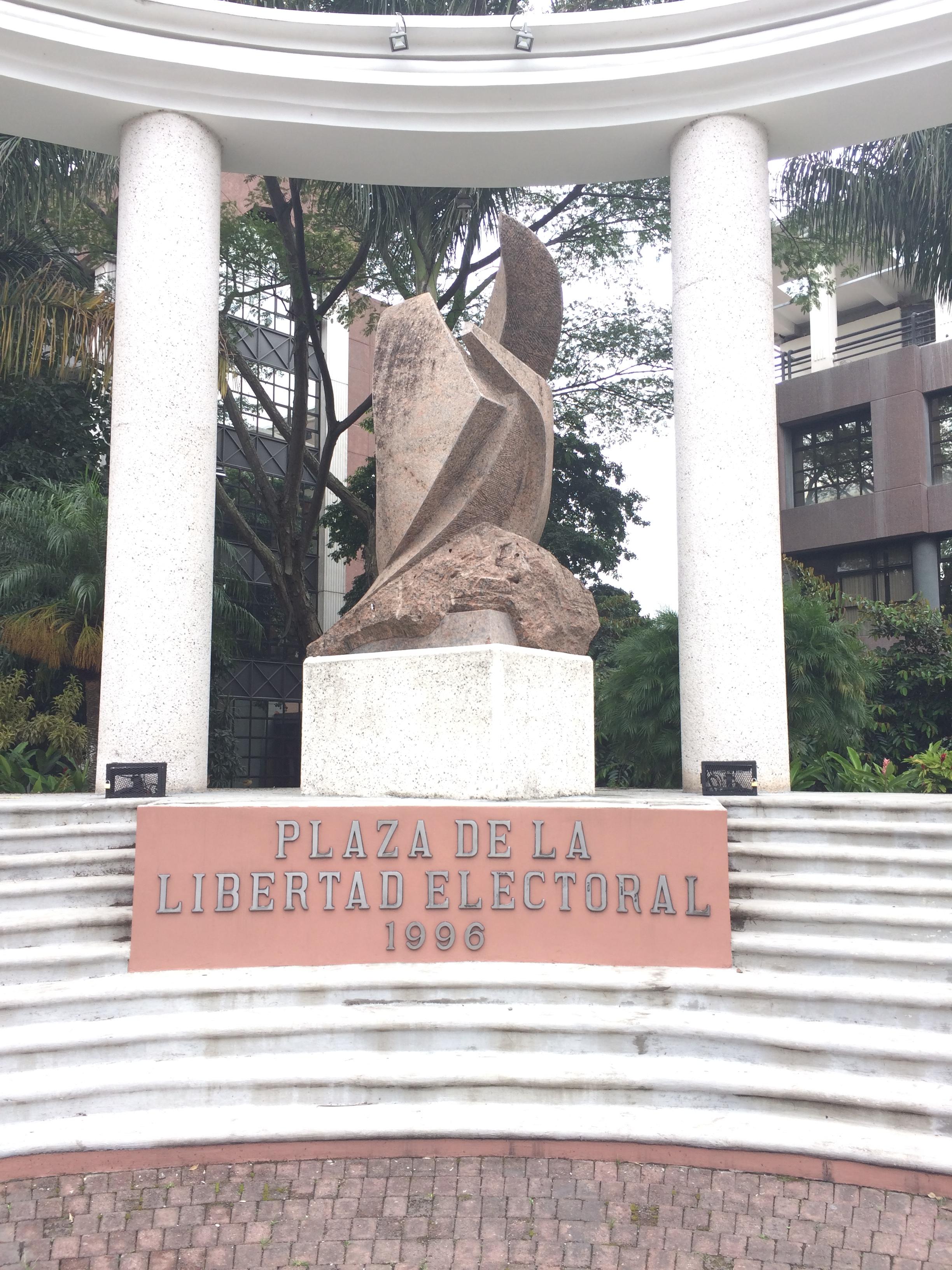 Plaza Libertad Electoral4