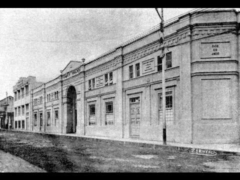 Templo biblico, foto vieja