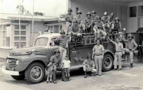 Bomberos Barrio Luján