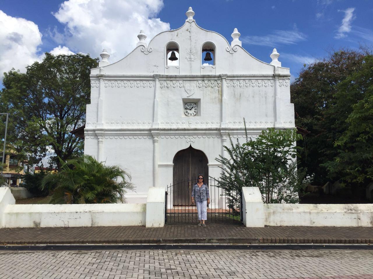 Resultado de imagen para Templo de san blas, nicoya