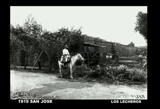Lecheros, 1919