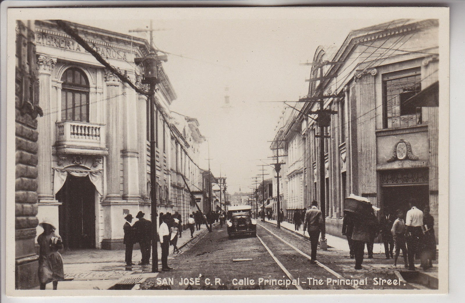 Resultado de imagen para fotos antiguas del edificio knohr costa rica