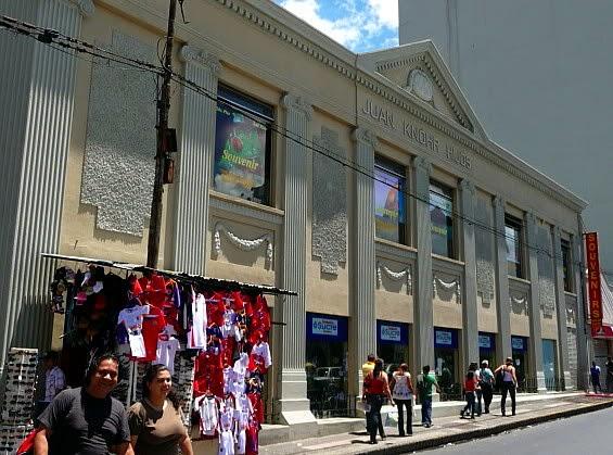 Resultado de imagen para fotos del edificio knohr costa rica
