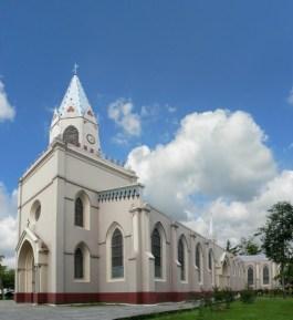 Iglesia San Vicente Moravia