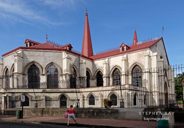Iglesia de la Merced. San Jose, Costa Rica.