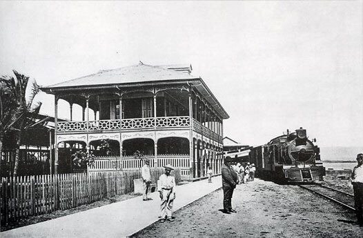Estación Puntarenas