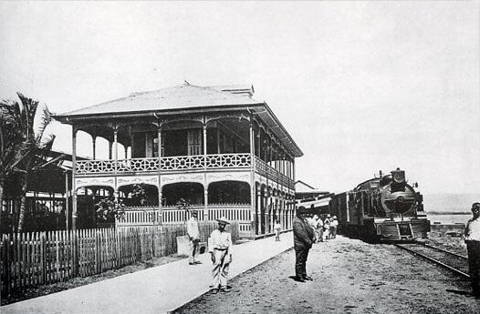 Estación Puntarenas