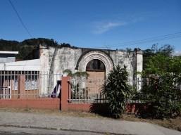 Antigua Iglesia de Dulce Nombre de Tres Ríos, Cartado