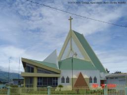 Iglesia Barrio Lourdes de Agua Caliente, Cartago