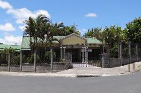 Capilla de San Agustín, Cartago