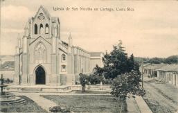 Iglesia de San Nicolás, Cartago