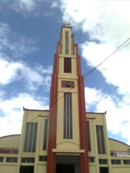 Catedral Nuestra Señora del Carmen, Cartago