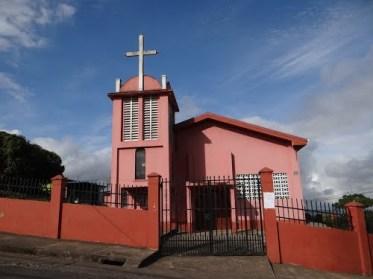 Iglesia Cervantes de Cartago