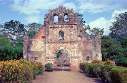 Ruinas Iglesia de Ujarrás, Cartago