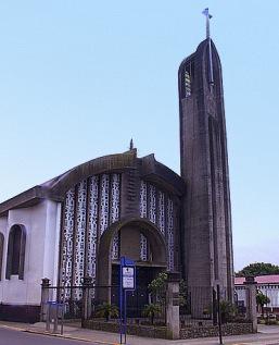 Iglesia de los Capuchinos, Cartago